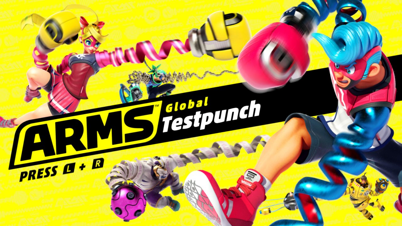 Details Released for the New ARMS Game