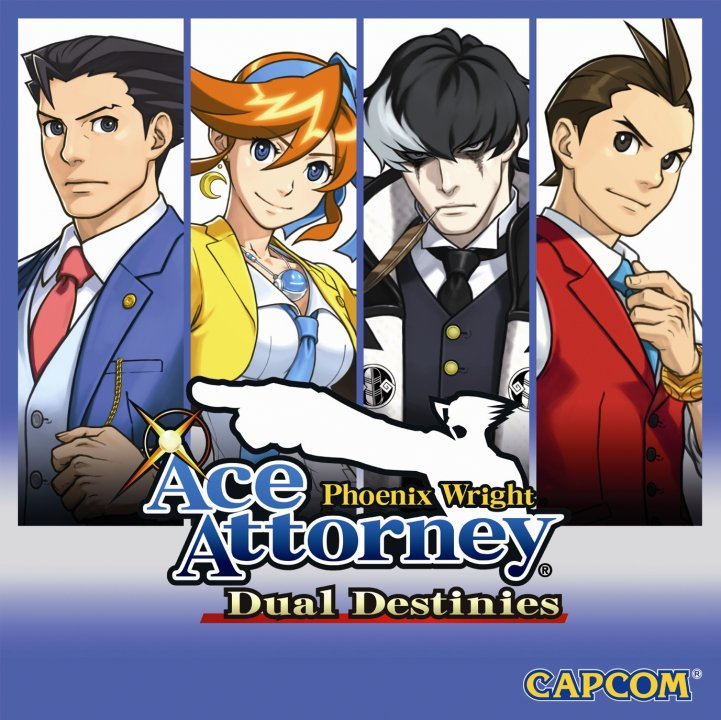 Capcom Releases Phoenix Wright: Ace Attorney - Dual Destinies For Android Devices