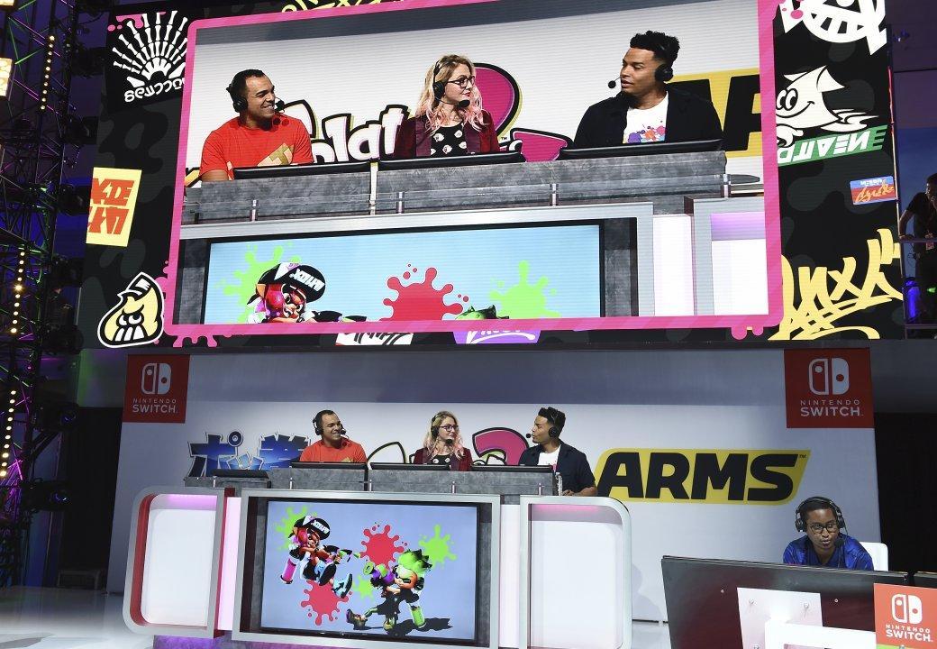 Nintendo Recap: First Day at E3