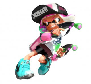 Attention Inklings! You Can Now Reel in Splatoon 2 for Nintendo Switch
