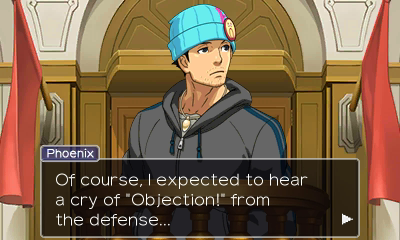 Eureka! Apollo Justice: Ace Attorney Comes To Nintendo 3DS