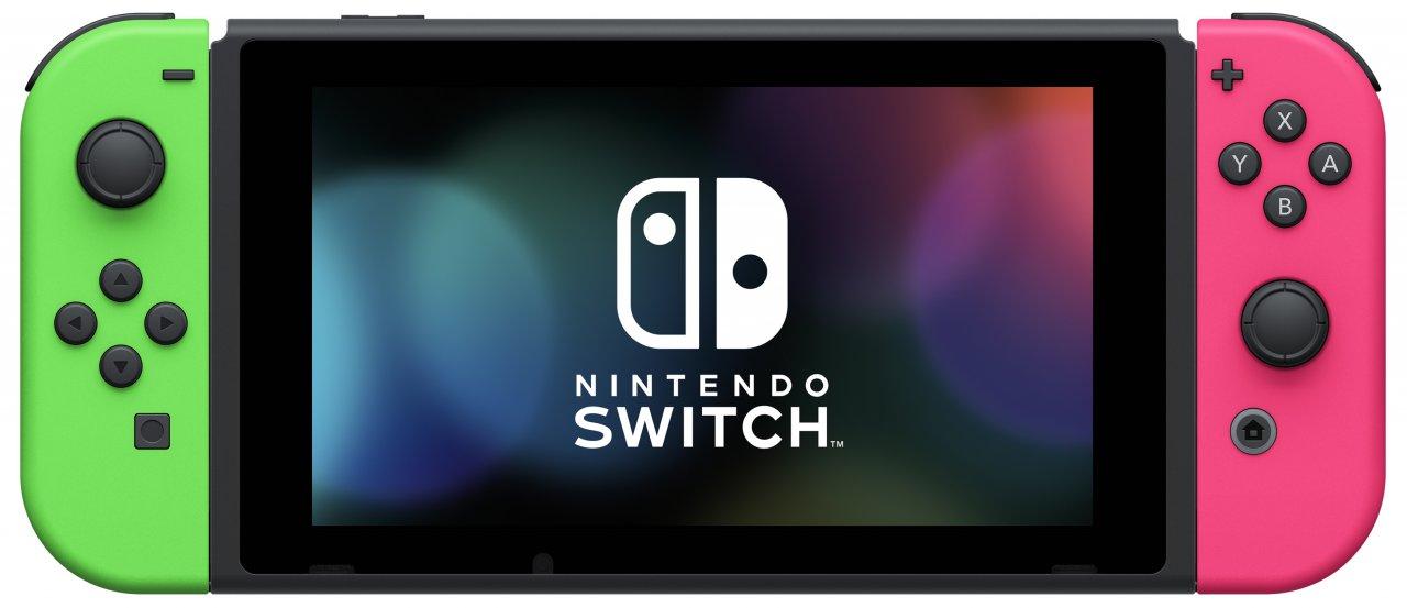 Switch Splatoon 2 Edition Bundle Heads to Walmart