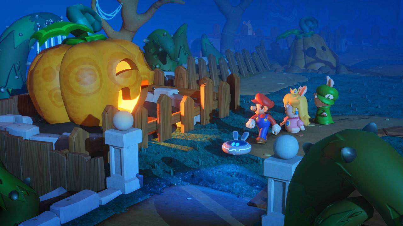 Nintendo Download, Aug. 24, 2017: Mario Meets the Rabbids