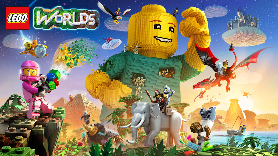Nintendo Download, Aug. 31, 2017: A Whole New LEGO World