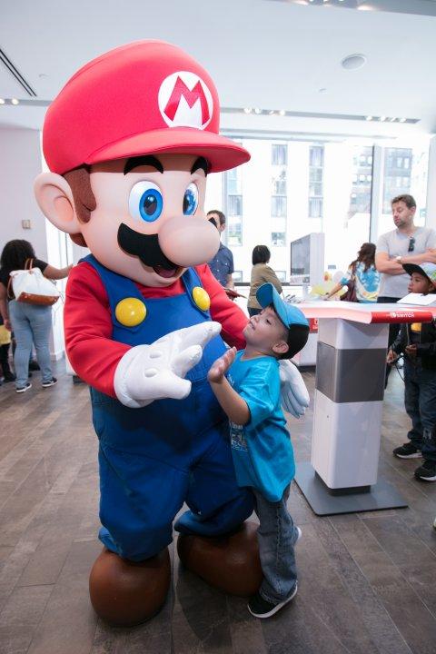 PHOTOS: Nintendo Back-to-School Celebration