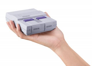 Nintendo Increases Inventory of Super NES Classic Edition - NES Classic Edition Returns to Stores in 2018