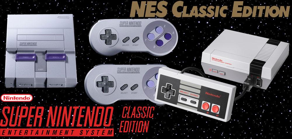 Nintendo Increases Inventory of Super NES Classic Edition - NES