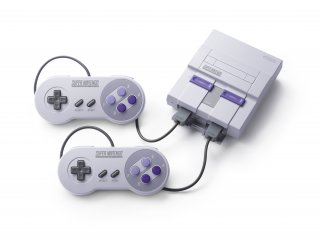 OMG Its the 90s again - Super NES Classic Edition Releases