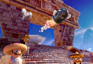 Media Alert (Philadelphia): Meet Mario as He Travels Across the Country to Celebrate Super Mario Odyssey