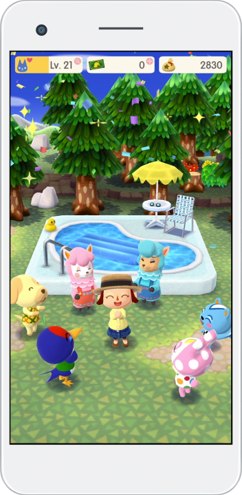 Animal Crossing: Pocket Camp Coming to Mobile