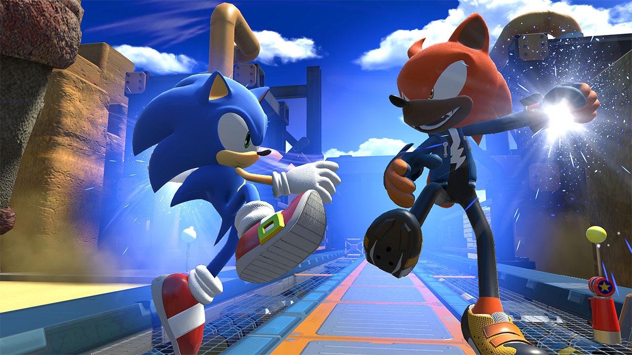 Nintendo Download, Nov. 2, 2017: Gotta Go Fast!