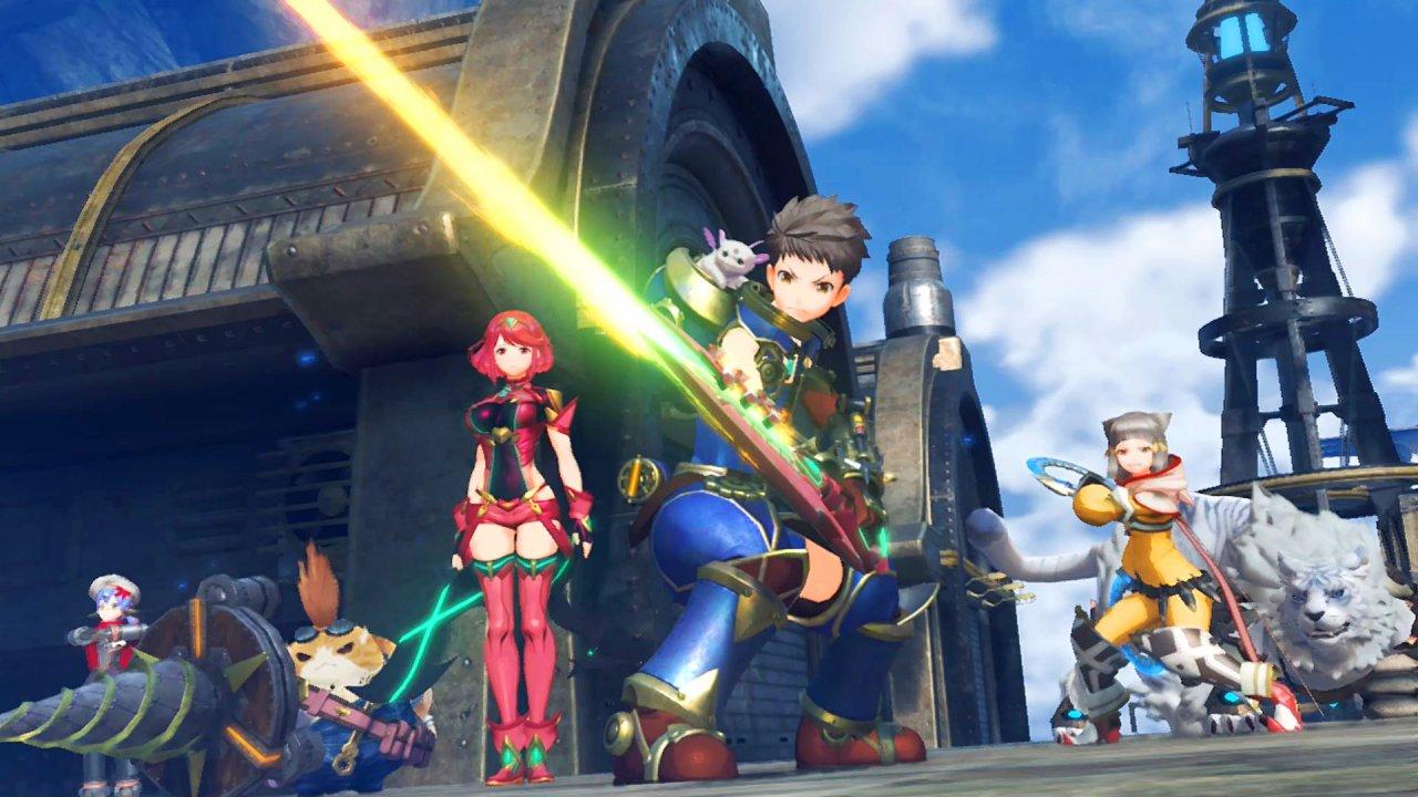 Nintendo Spotlights Xenoblade Chronicles 2
