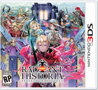 Change History Again in Radiant Historia: Perfect Chronology, Available on Feb. 13 in the Americas and Feb. 16 in Europe