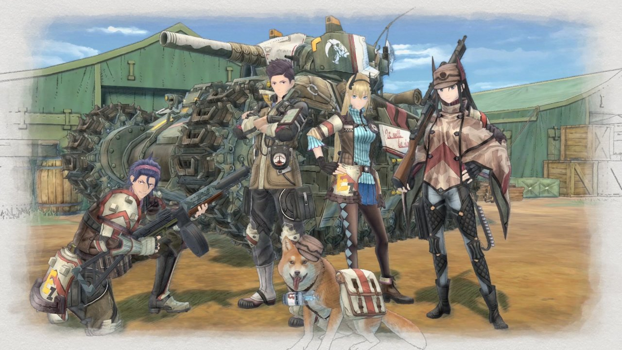 Valkyria Chronicles 4 is Deploying to the West in 2018