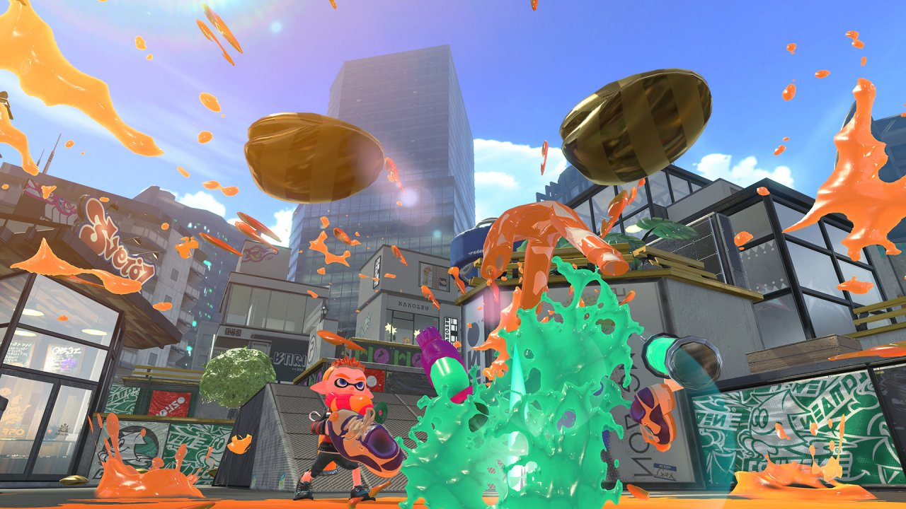 Splatoon 2 Updates Adds New Ways to Splat