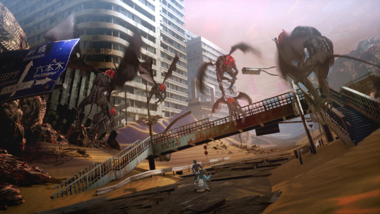 Shin Megami Tensei V Announced for the West on Nintendo Switch