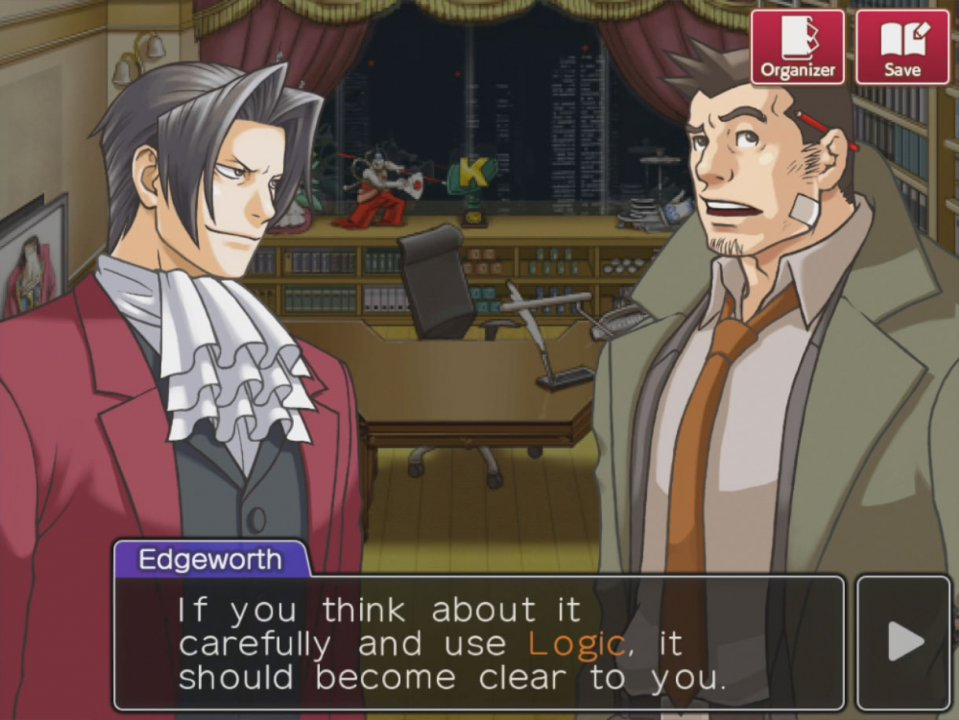 Ace Attorney Investigations: Miles Edgeworth  Now Available For iOS and Android