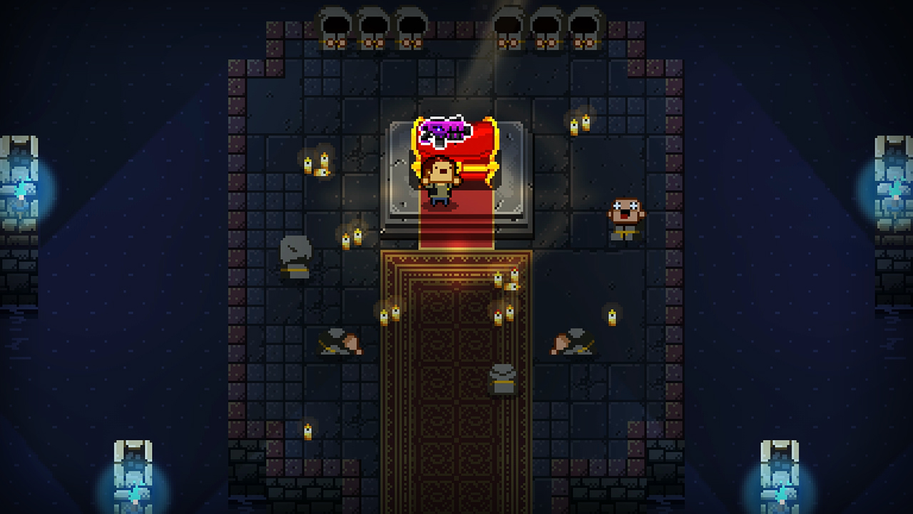 Nintendo Download, Dec. 14, 2017: Gungeon Crawler