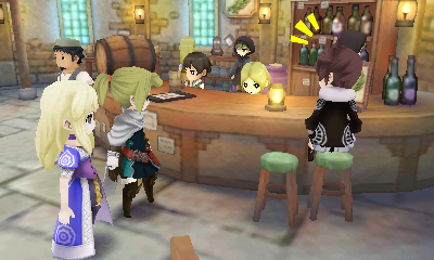 The Party Is Just Getting Started in  The Alliance Alive