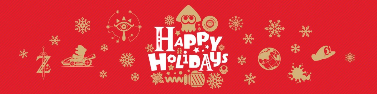 Nintendo Download, Dec. 21, 2017: Happy Holidays!