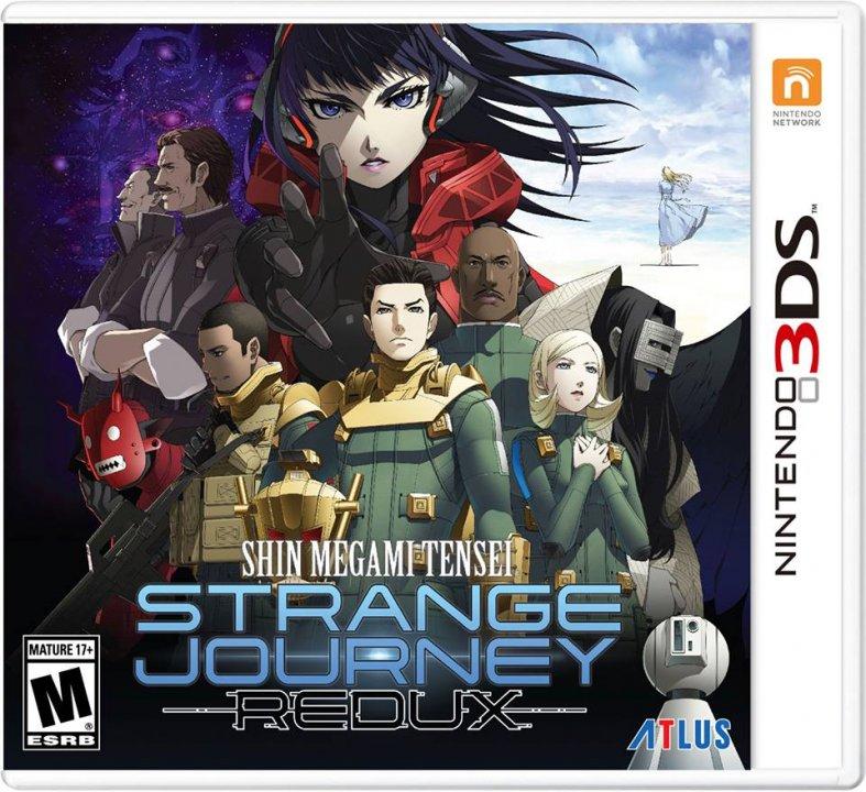 [NEWS] -- Shin Megami Tensei: Strange Journey Redux Release Date Announced