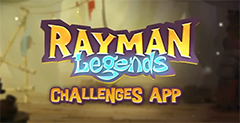 Rayman® Legends Challenges App