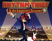 Rhythm Thief & the Emperor's Treasure™