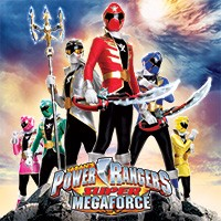 Saban's Power Rangers Super Megaforce