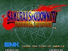 Samurai Shodown IV: Amakusa's Revenge™