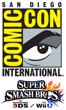 San Diego Comic-Con tournament for the Super Smash Bros.