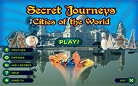 Secret Journeys: Cities of the World