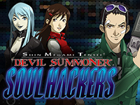 Shin Megami Tensei®: Devil Summoner®: Soul Hackers