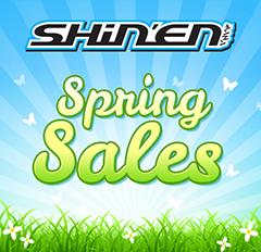 Shin'en Spring Sale 2015