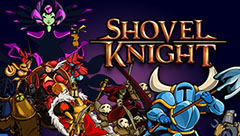 Shovel Knight for Wii U and Nintendo 3DS
