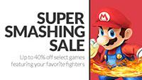 Nintendo eShop Sales - smash - Sept 4 2014