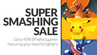 Super Smashing Sale!