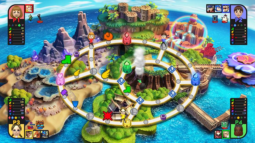 Super Smash Bros. for Wii U - Smash Tour