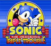 Sonic the Hedgehog: Triple Trouble™