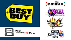 Special Mii Distribution - Best Buy Mar 2015