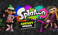New Splatoon Update