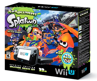 Special Edition Splatoon Deluxe Set launches exclusively in Best Buy stores