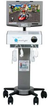 Starlight Fun Center™ mobile entertainment unit