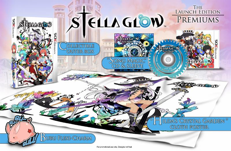Stella Glow Launch Edition Premiums