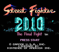 Street Fighter 2010: The Final Fight