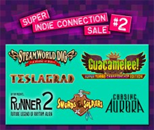 Super Indie Connection Sale #2