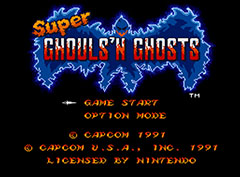 Super Ghouls 'n Ghosts™
