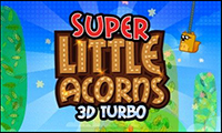 Super Little Acorns 3D Turbo