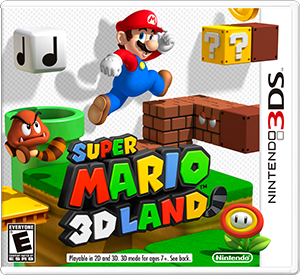 Super Mario™ 3D Land™ box art