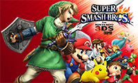 Super Smash Bros. for Nintendo 3DS - demo