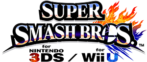 Super Smash Bros. for Wii U and Super Smash Bros. for Nintendo 3DS logo